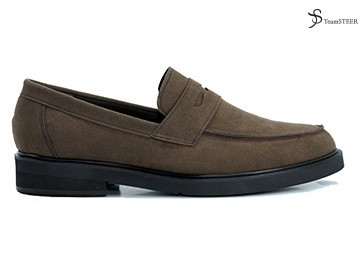 YS Loafer _ Brown